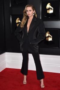 Premiile Grammy 2019 Cele mai bine îmbrăcate vedete: Miley Cyrus