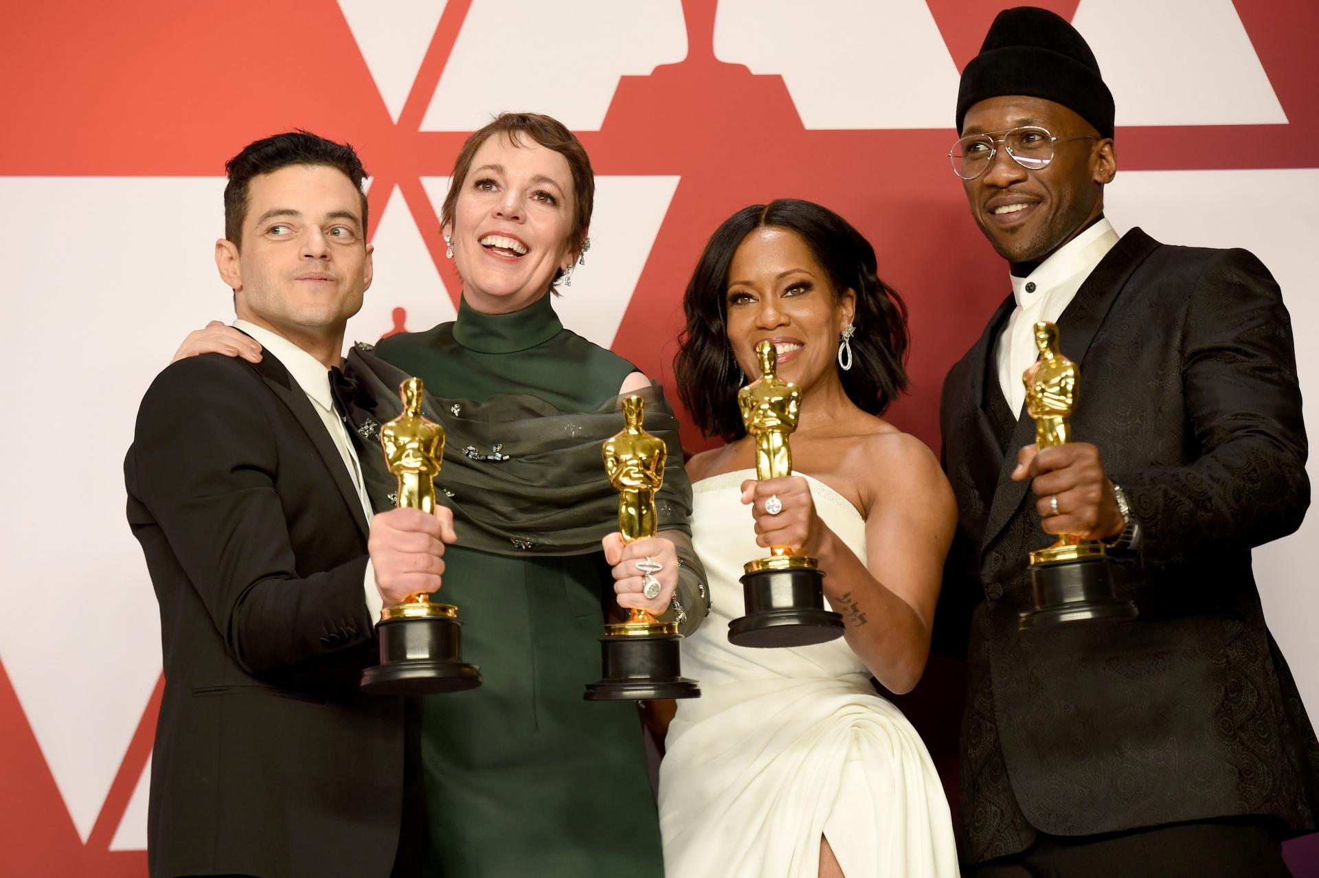 Oscar 2019: 'Green Book' a câştigat trofeul pentru cel mai bun film al anului! Rami Malek, desemnat cel mai bun actor in rol principal