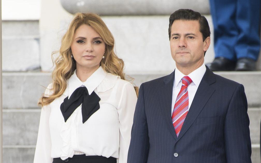 Ce vrea fosta primă doamnă a Mexicului, actrița Angelica Rivera, după divorțul de Enrique Pena Nieto