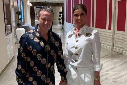 Soţul Anamariei Prodan a făcut senzaţie pe internet! Cum a apărut Reghe îmbrăcat
