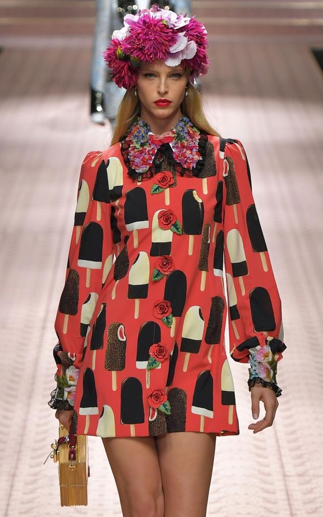 Dolce Gabbana Primăvară - Vară 2019