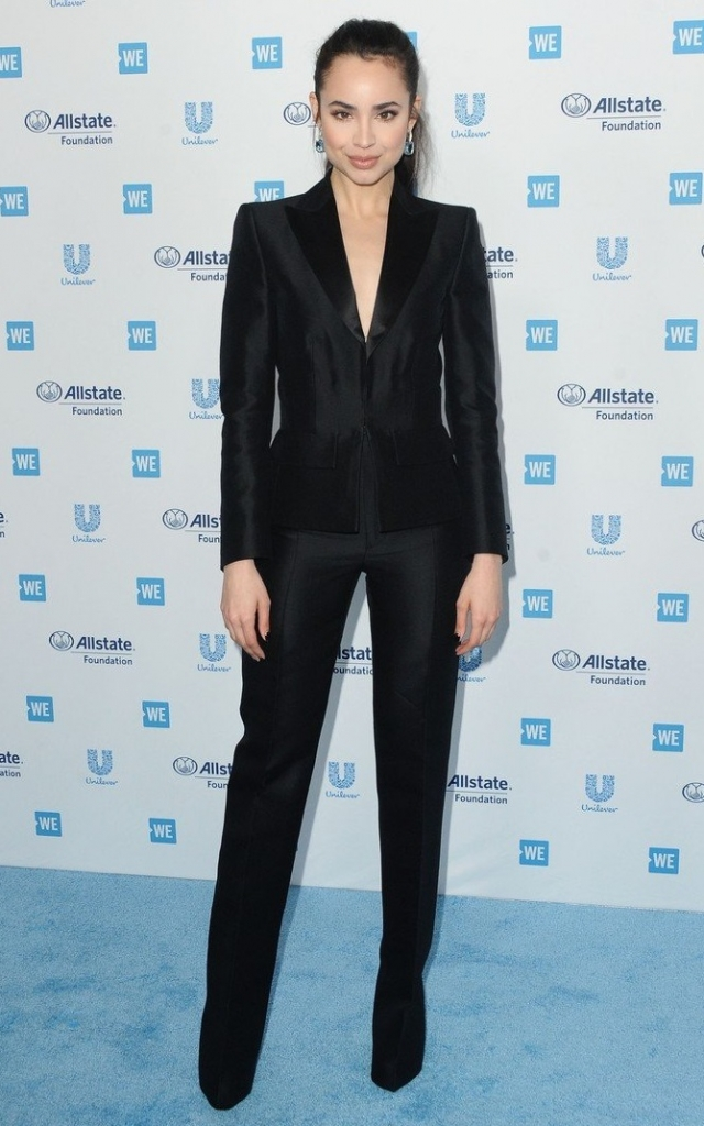 Sofia Carson la WE Day California 2019