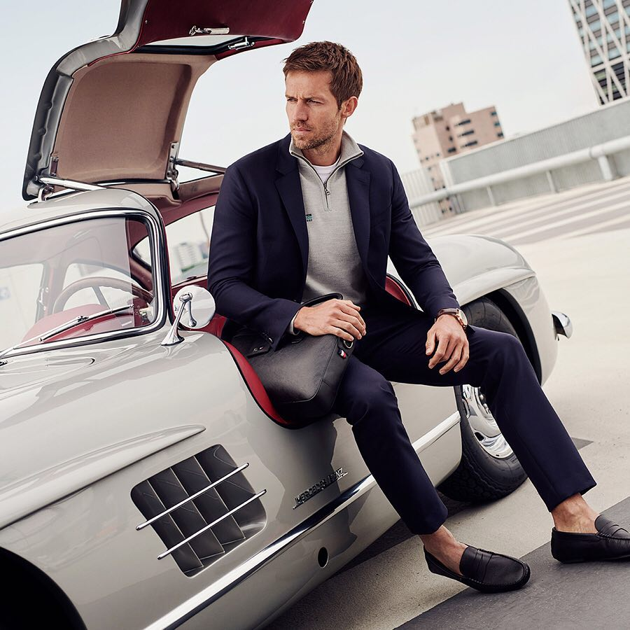 Tommy Hilfiger lansează prima colecție capsulă pentru bărbați TommyXMercedes-Benz (2)