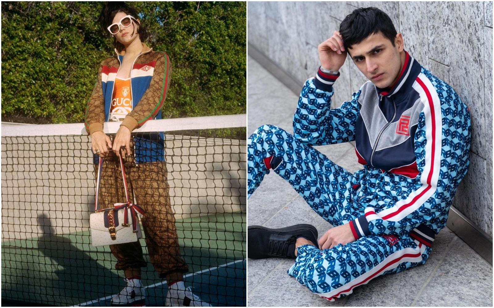Treningul imprimat Gucci, inspiraţie pentru Reason Clothing!