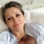 Motivele pentru care Mirela Vaida a ales să nască natural