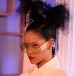 Rihanna, în primul cover digital pentru revista Times Style Magazine. Artista lansează o colecție cu LVMH