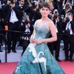 Ce au purtat celebritățile în ultima seară a Festivalului de la Cannes 2019