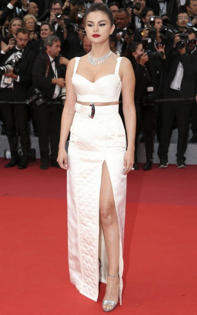 Ce au purtat celebritățile în prima seară a Festivalului de Film de la Cannes 2019