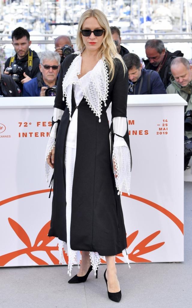 Celebritățile în a doua seară a Festivalului de Film de la Cannes 2019. Chloe Sevigny în Loewe Toamnă 2019