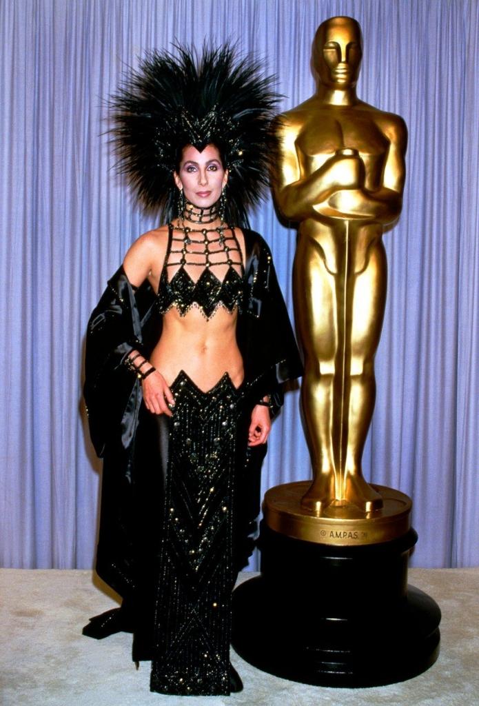 Cher, Premiile Oscar 1986