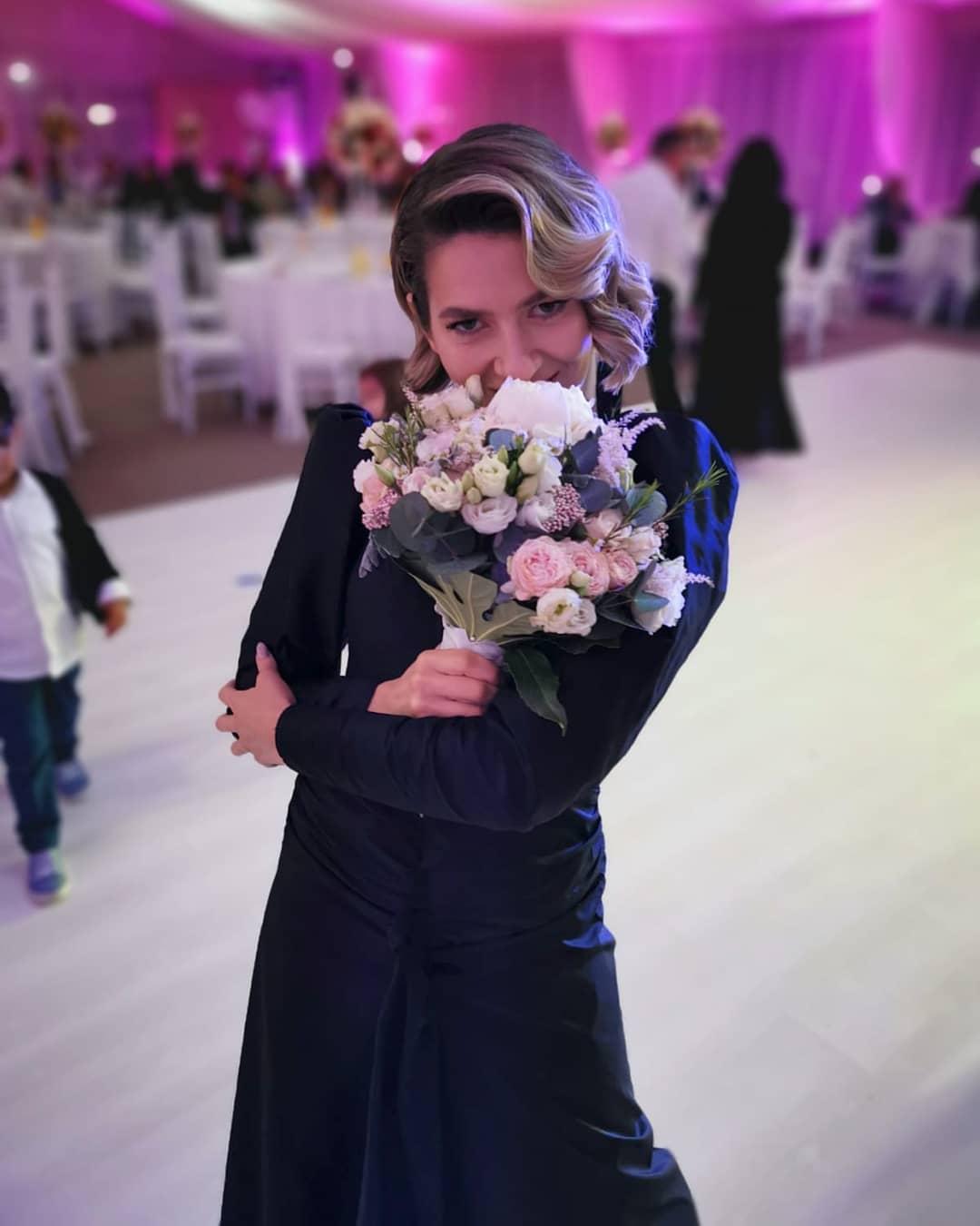 Diana, sora Lidiei Buble, s-a căsătorit!