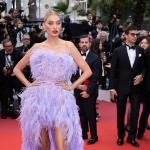 Ce au purtat celebritățile în penultima seară a Festivalului de Film de la Cannes 2019
