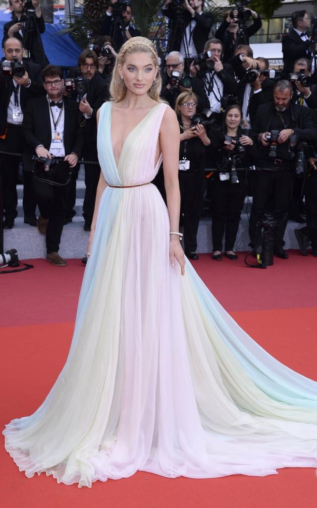 celebritățile în a șasea seară a Festivalului de la Cannes 2019