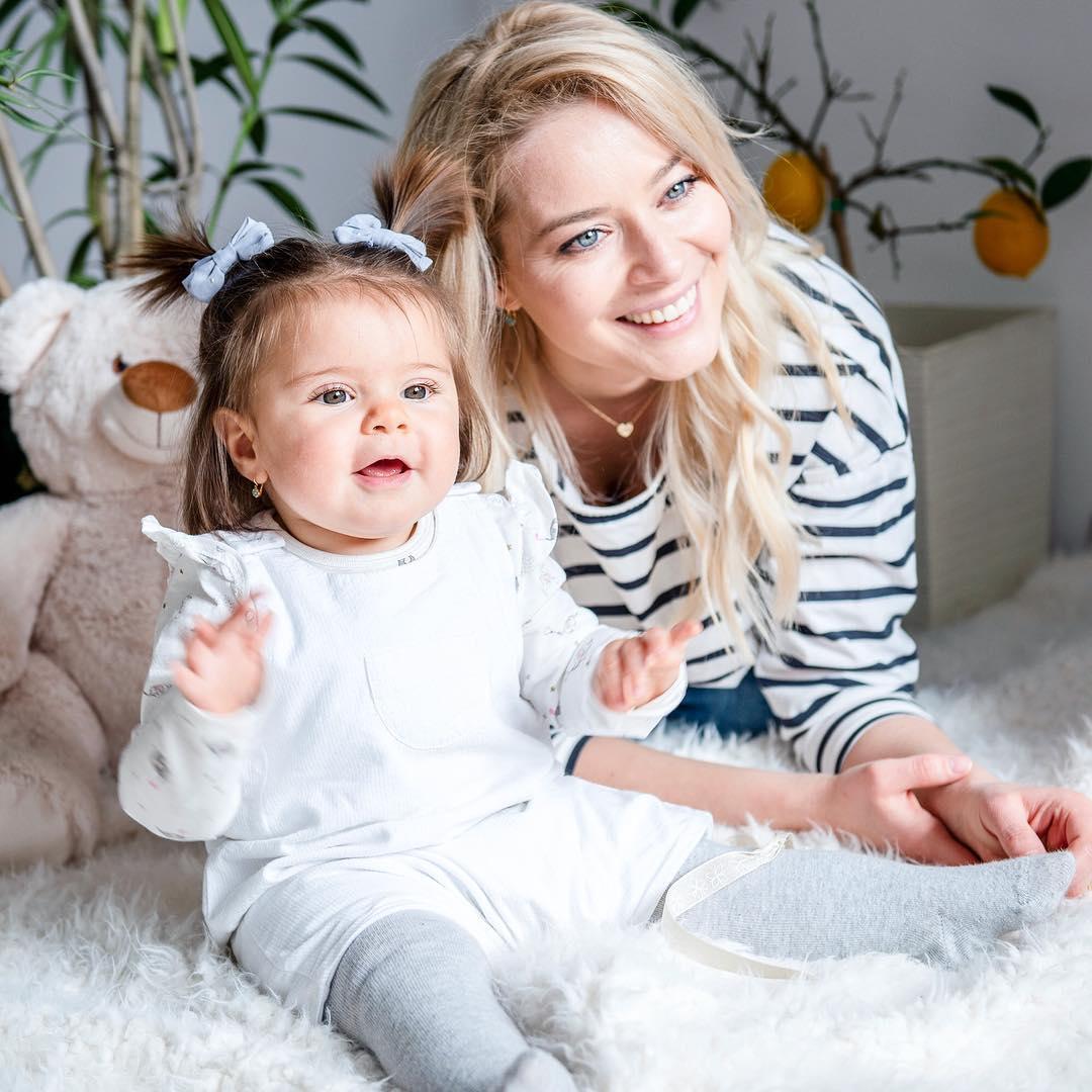 Rita, fiica Laurei Cosoi