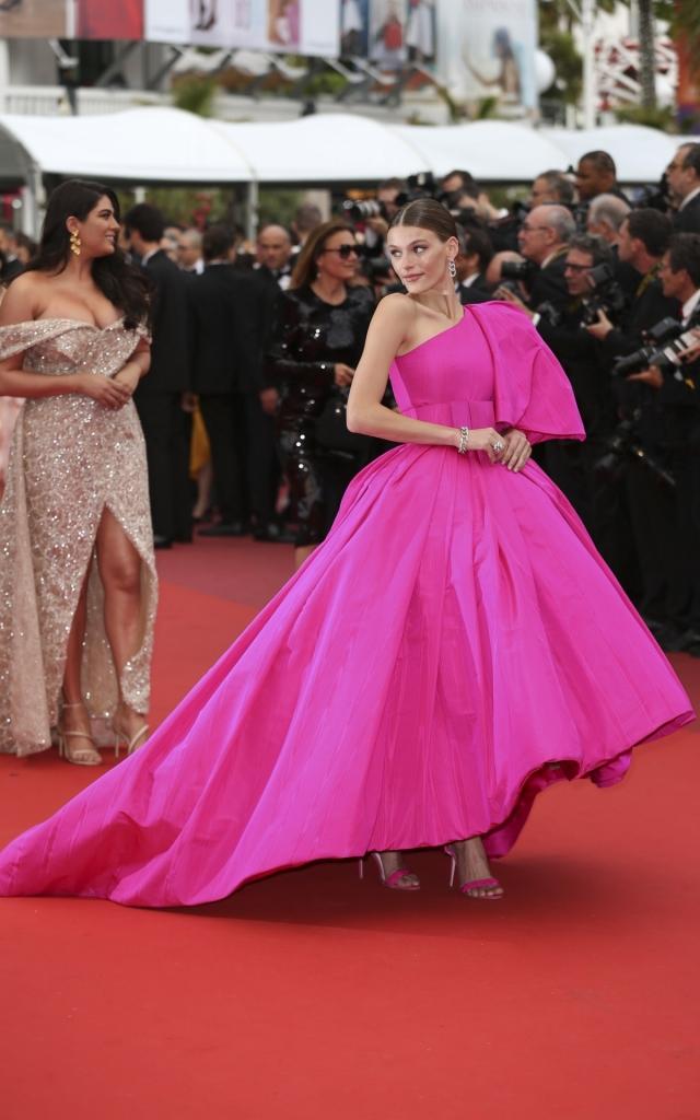 Madison Headrick în Ashi, Festivalul de Film de la Cannes 2019