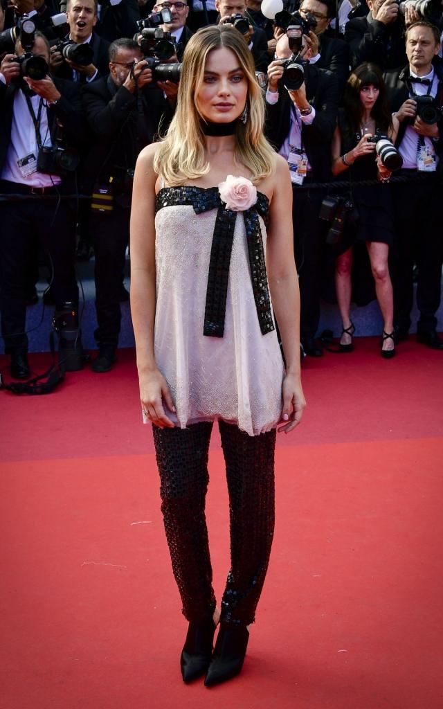 Margot Robbie în Chanel, Festivalul de la Cannes 2019