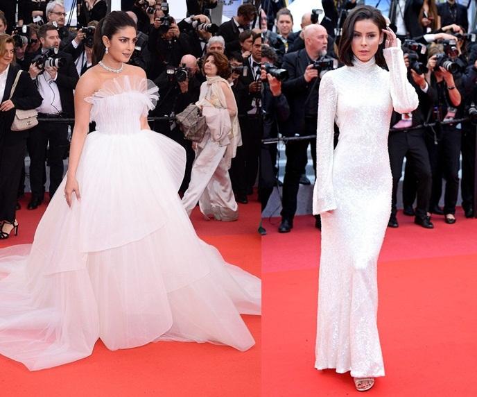 Ce au purtat celebrităţile în a cincea seară a Festivalului de Film de la Cannes 2019