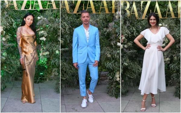 Ce ținute au purtat vedetele la petrecerea Harper's Bazaar