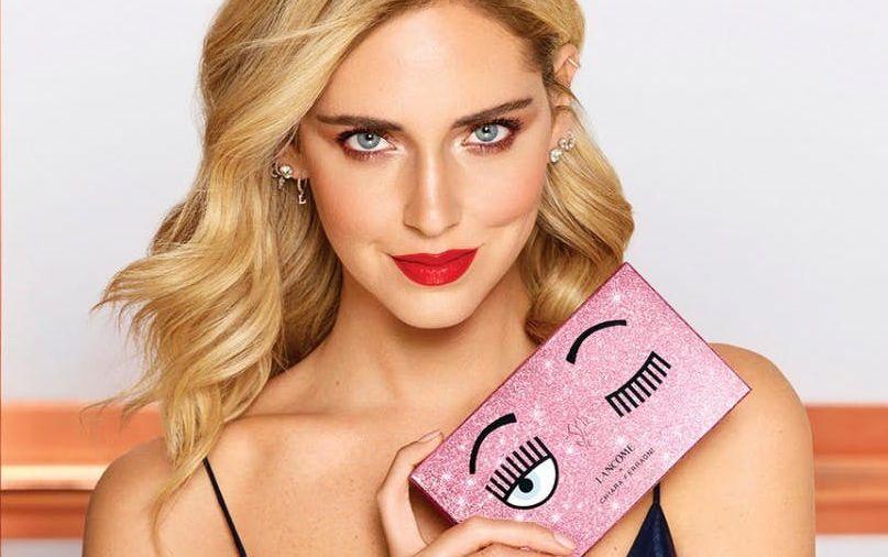 Chiara Ferragni colaborează cu Lancôme pentru o colecţie de make-up