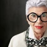 Iris Apfel: «Nu puteți învăța stilul. Stilul este în ADN-ul vostru.»