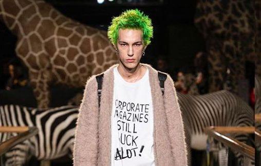 Courtney Love, nemulțumiri legate de tricourile din colecția AW19 marca Vetements
