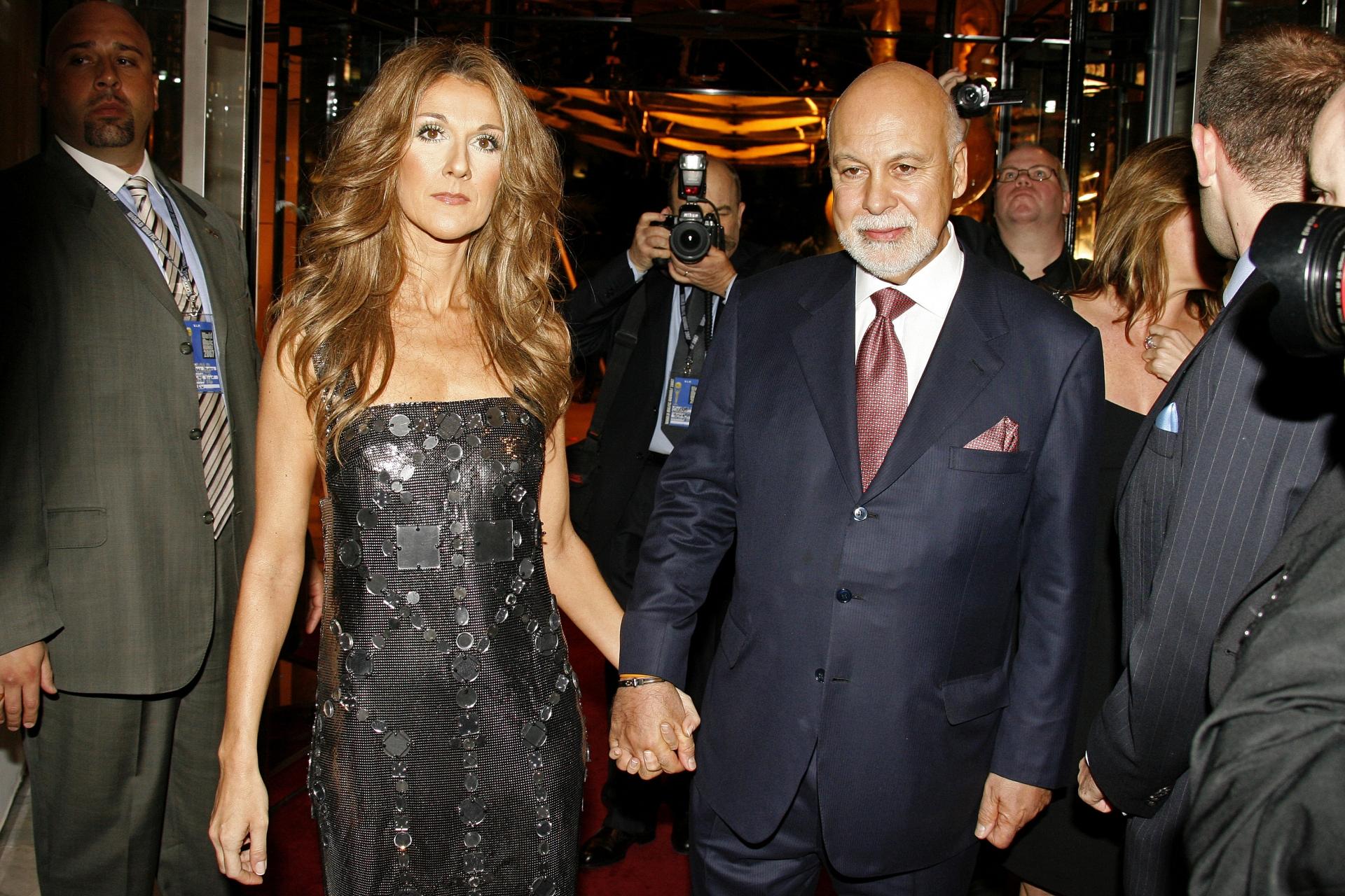 Celine Dion i-a adus un omagiu fostului ei soț pe scena din Las Vegas