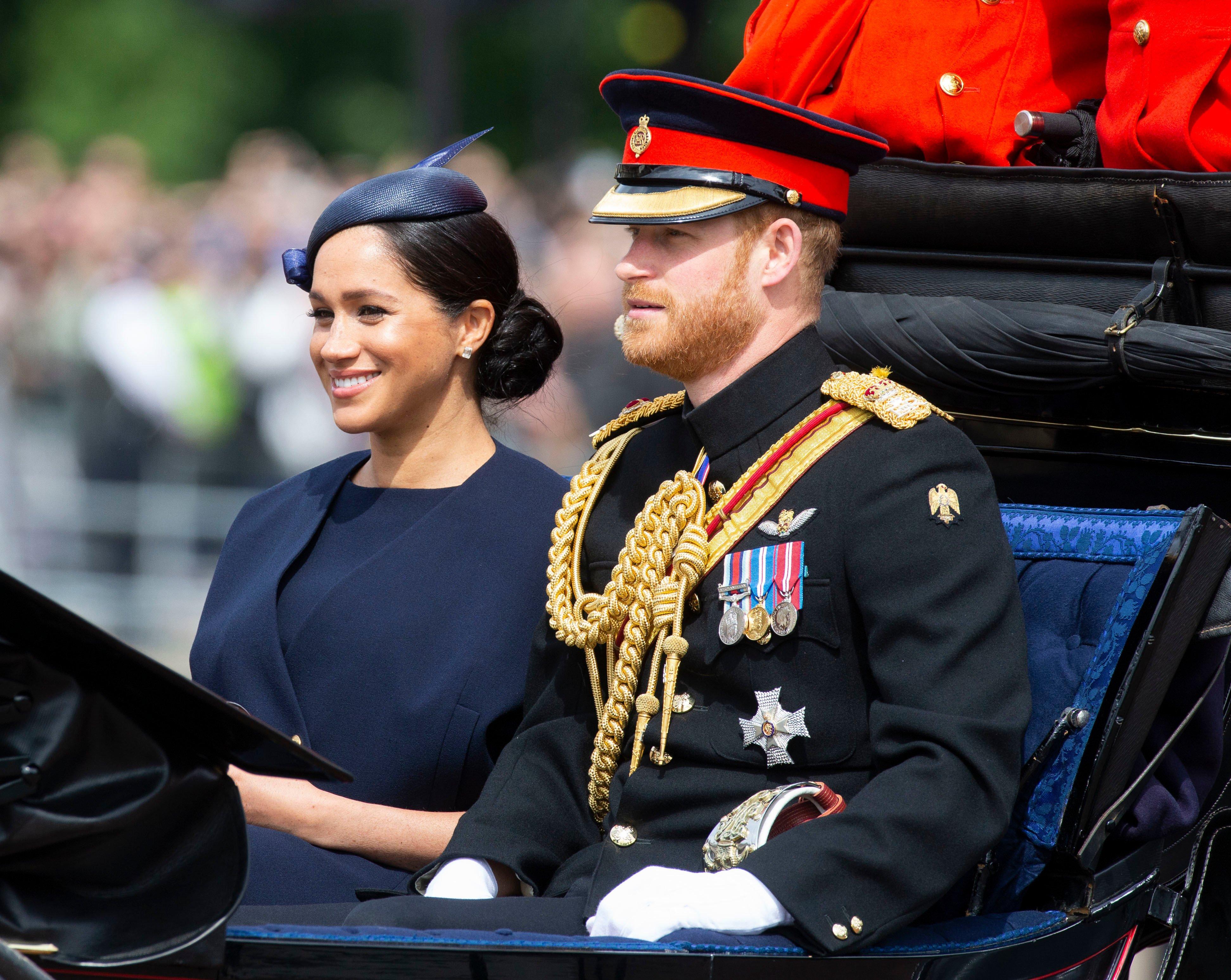 Imaginea cu Meghan Markle și Prințul Harry care a cucerit internetul (4)