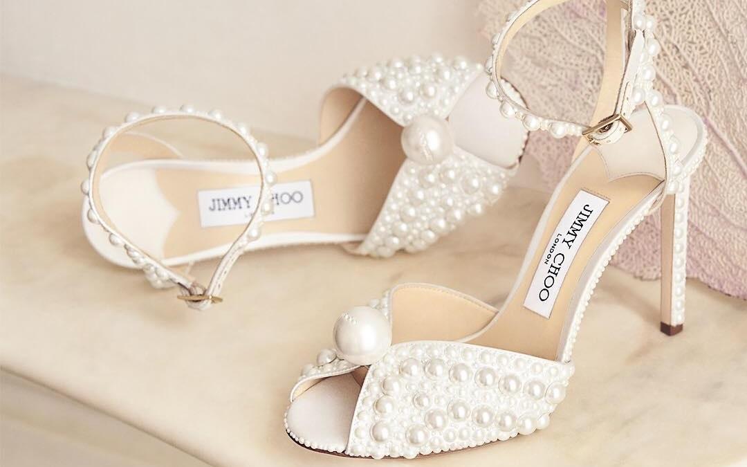Jimmy Choo, brandul perfect dacă te afli în căutarea pantofilor de nuntă