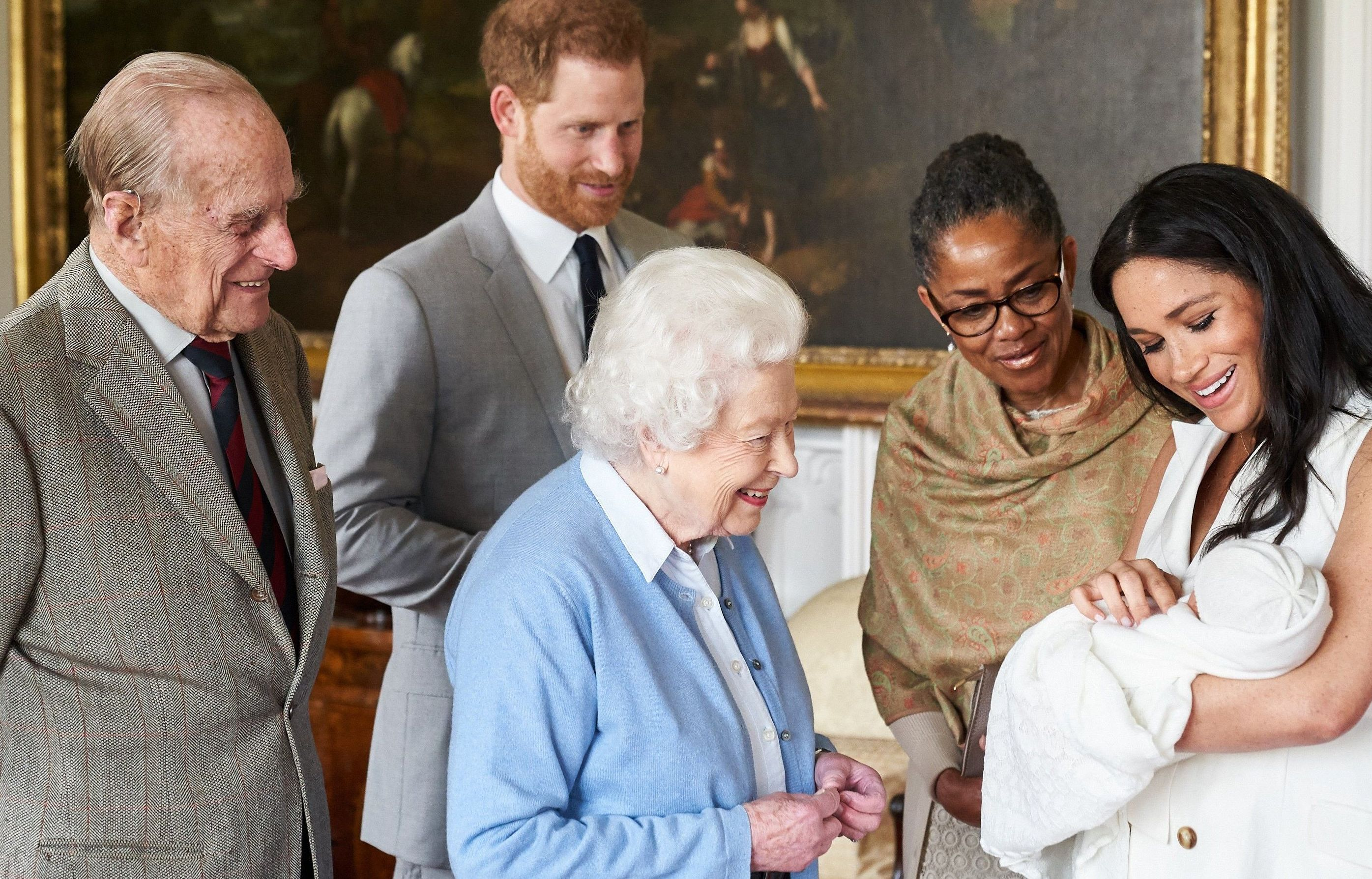 Când va fi botezat copilul lui Meghan Markle și Prințul Harry