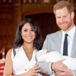 S-a aflat cine este nașa de botez a bebelușului lui Meghan Markle și Prințul Harry
