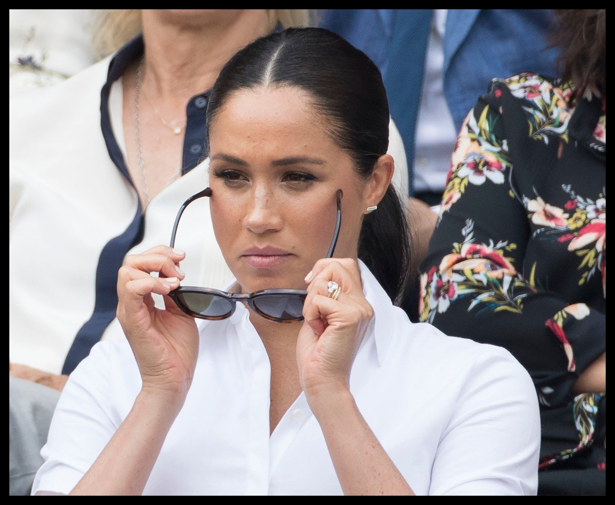 Ce pretenții uriașe a avut Meghan Markle la finala Wimbledon 2019