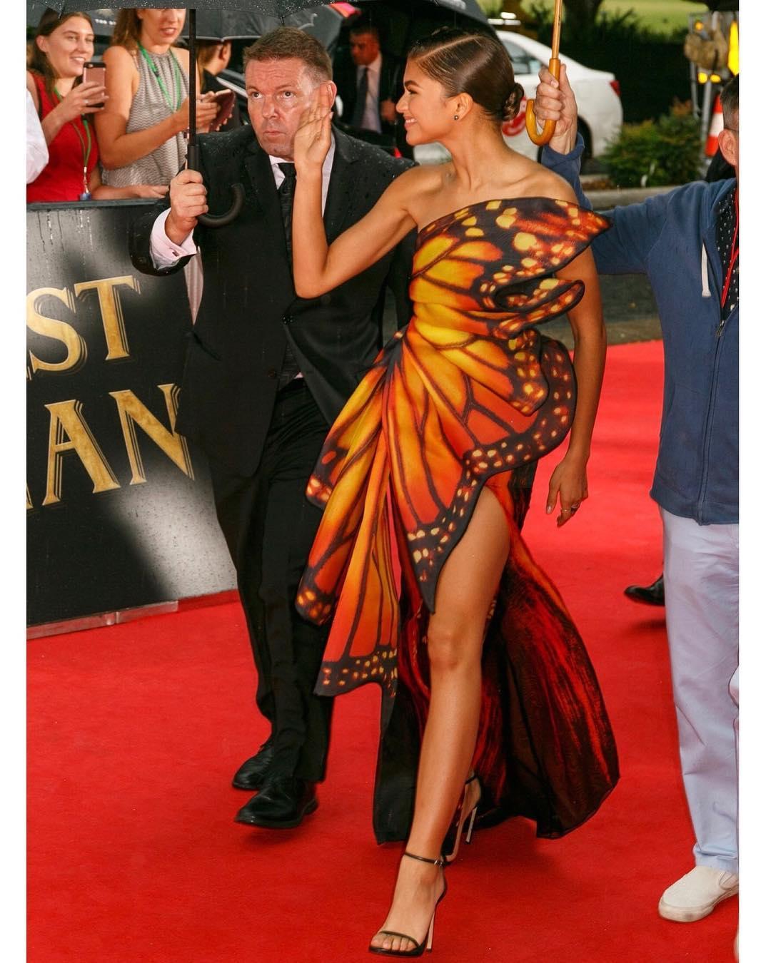 Zendaya: Actriță și style icon