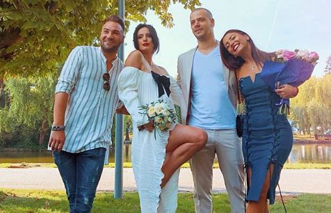 Ioana Grama s-a măritat! Bloggeriţa a arătat spectaculos în ziua cea mare