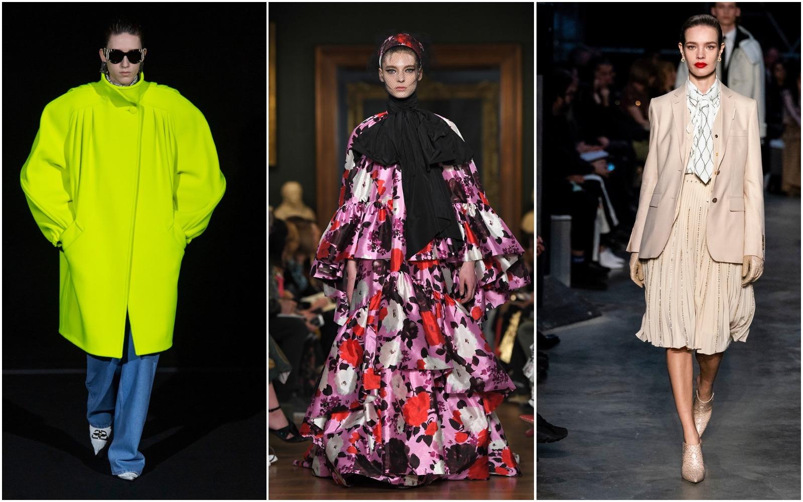 Tendinţe modă pentru toamnă - iarnă 2019 - 2020