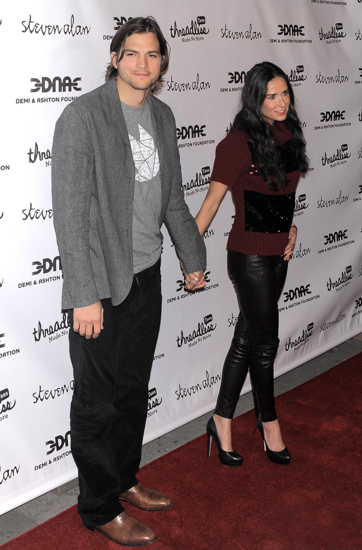 Demi Moore, noi dezvăluiri despre căsnicia cu Ashton Kutcher!