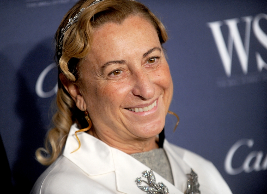 Creatori de moda celebri- Miuccia Prada