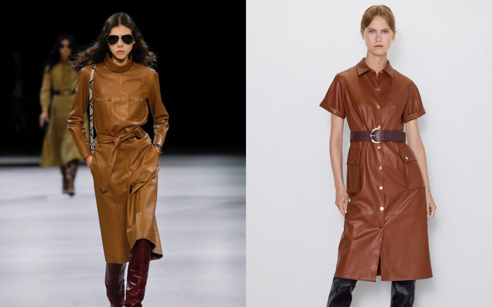 Uups! Ce rochie preferi, Celine sau Zara?