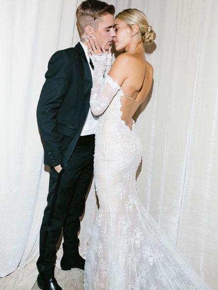 Primele imagini de la nunta lui Justin Bieber și Hailey Baldwin!