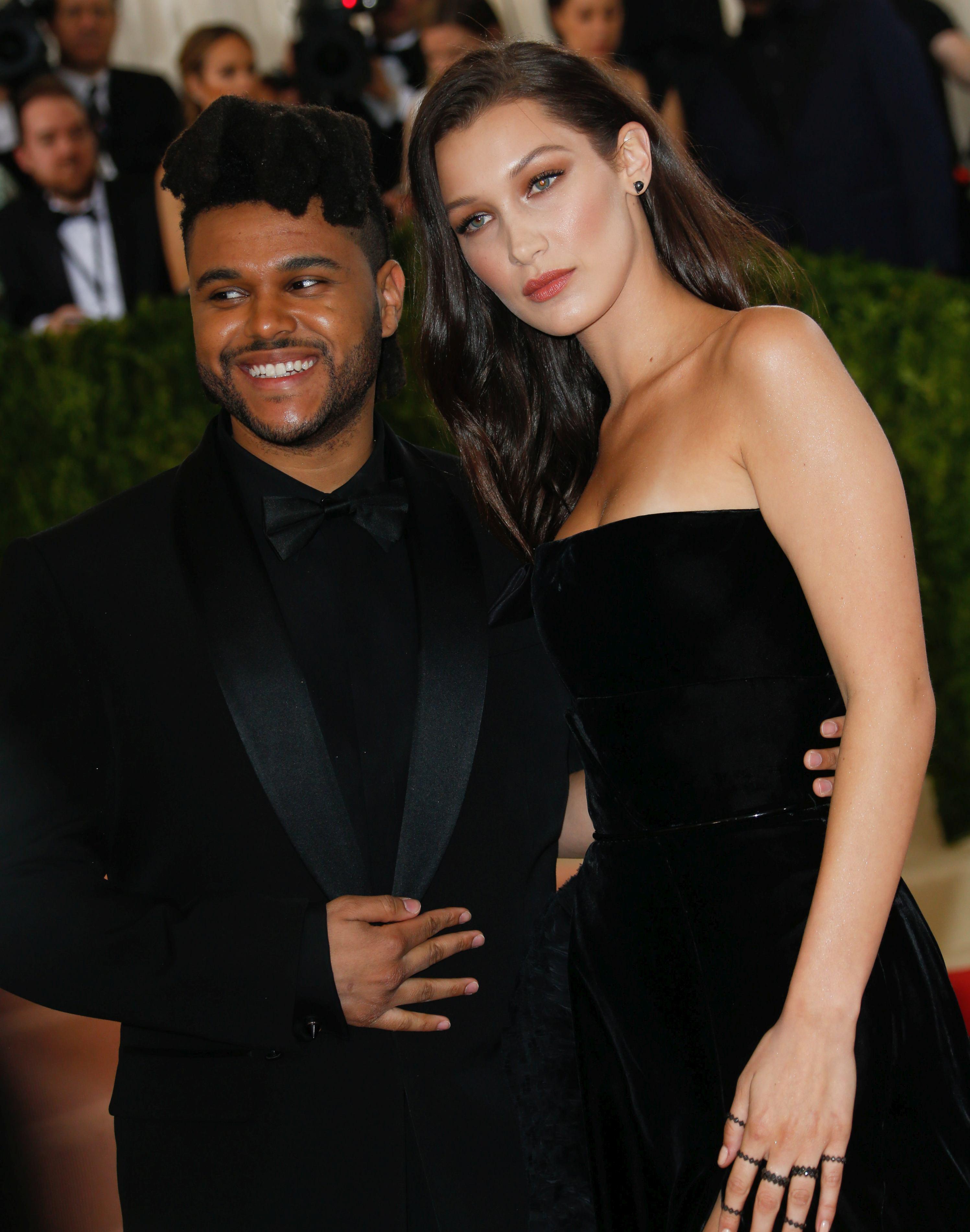 Bella Hadid a primit un mesaj de la fostul prieten, The Weeknd, cu ocazia zilei de naștere