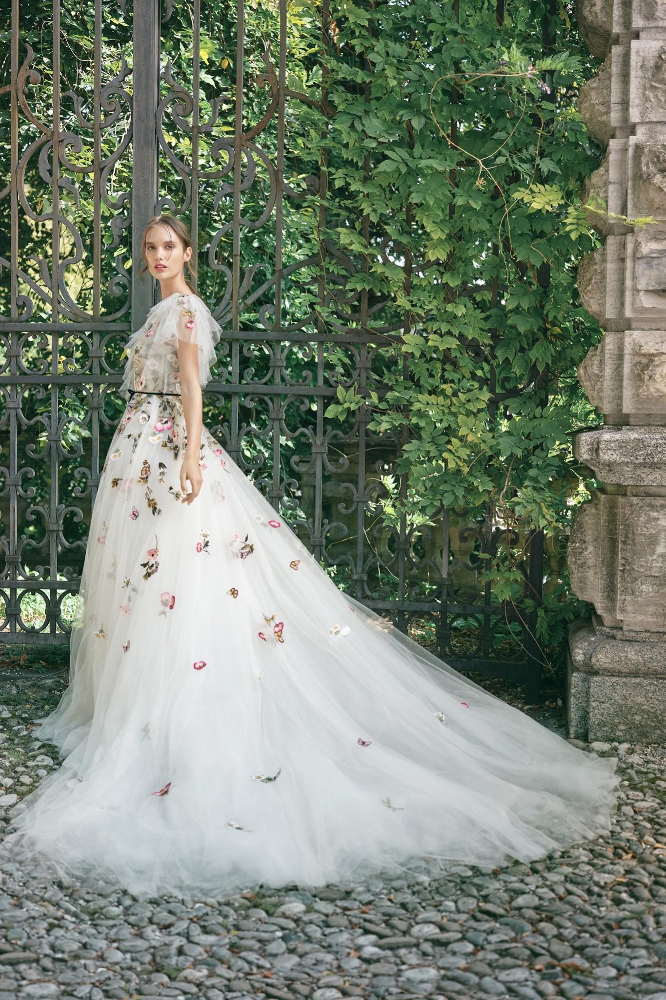 Rochie de mireasă Monique Lhuillier