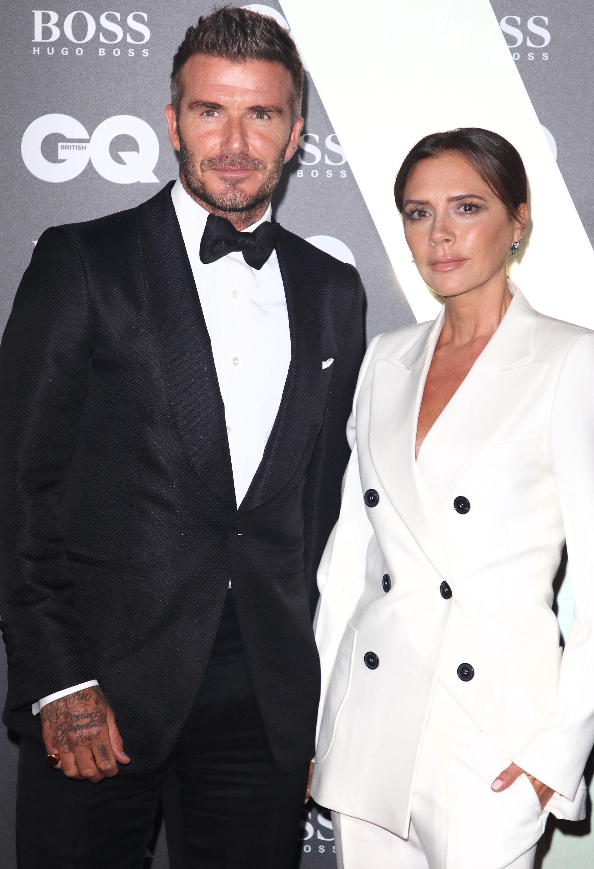 Victoria Beckham a dezvăluit care este secretul căsniciei ei cu David Beckham