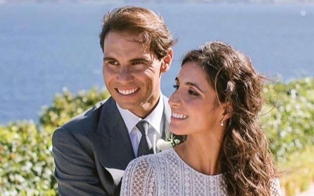 Rafael Nadal s-a însurat! Cum a arătat mireasa lui