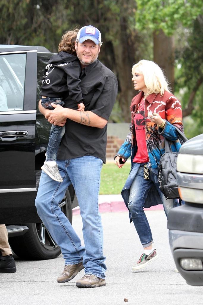 Gwen Stefani a negat zvonurile privind logodna cu Blake Sheldon