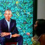 Michelle Obama, spectaculoasă într-o rochie Schiaparelli