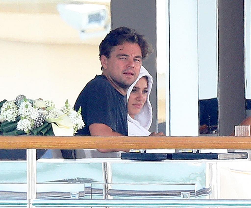 Camila Morrone a vorbit pentru prima oară despre diferența de vârstă dintre ea și Leonardo DiCaprio