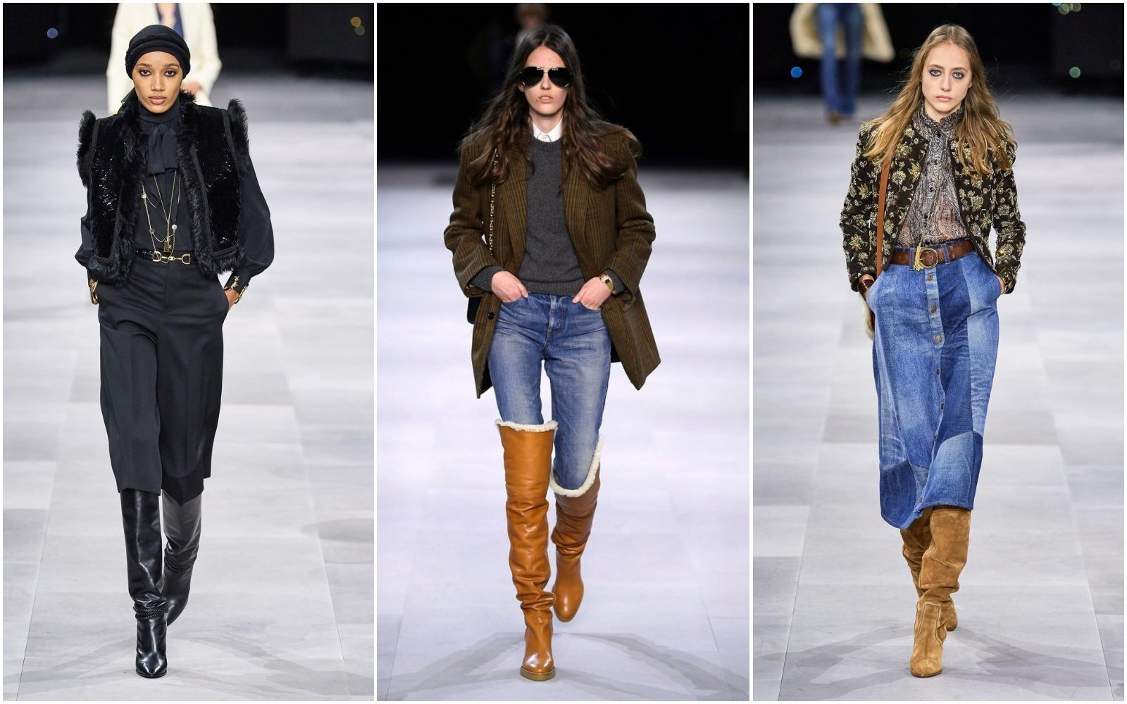 Trend alert: modele de cizme inspirate de anii '70!