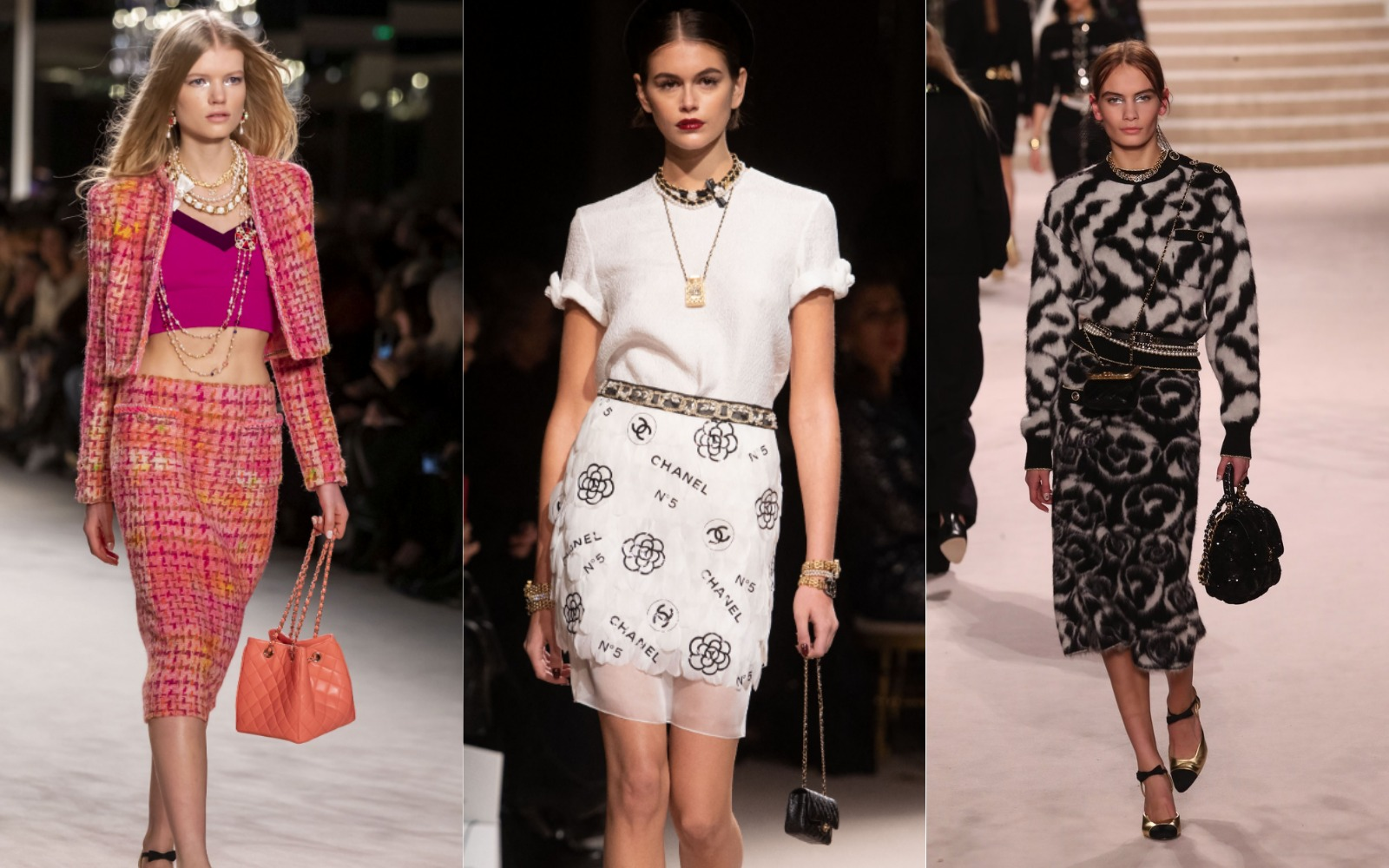 8 genți must have din prezentarea Chanel Métiers d'art 2019!