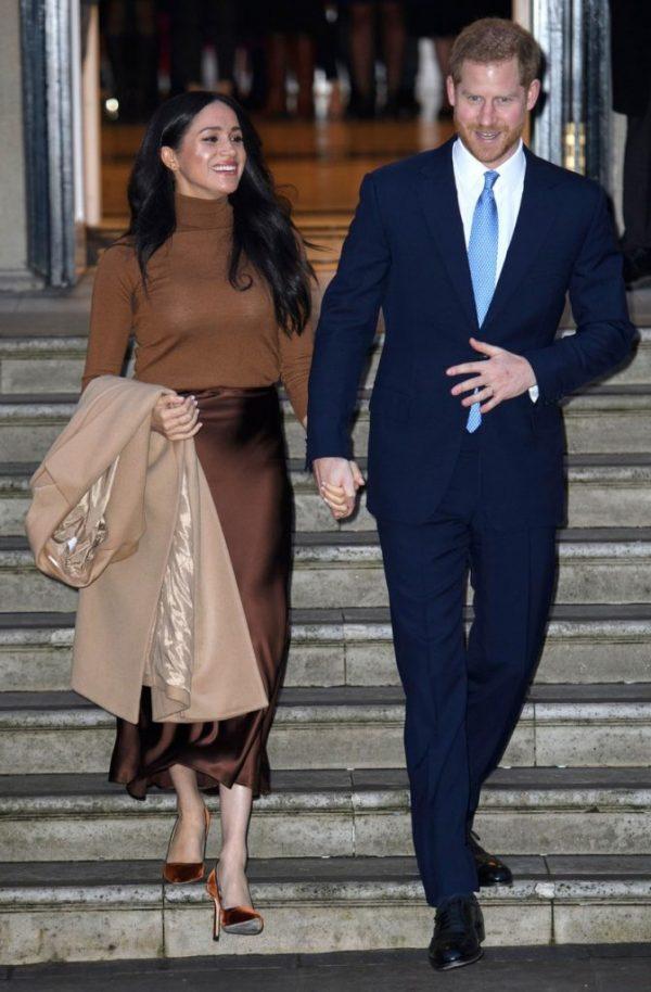 Canadienii nu îi vor pe Meghan Markle și Prințul Harry! Care este motivul