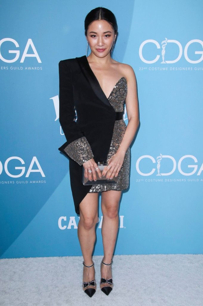Constance Wu 22nd Costume Designers Guild Awards