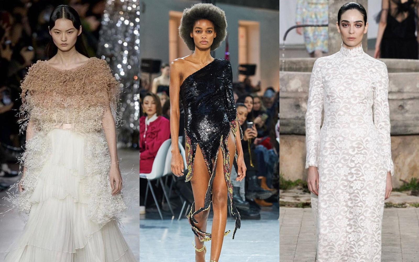 Paris Haute Couture Primăvară 2020: Chanel, Alexandre Vauthier, Givenchy